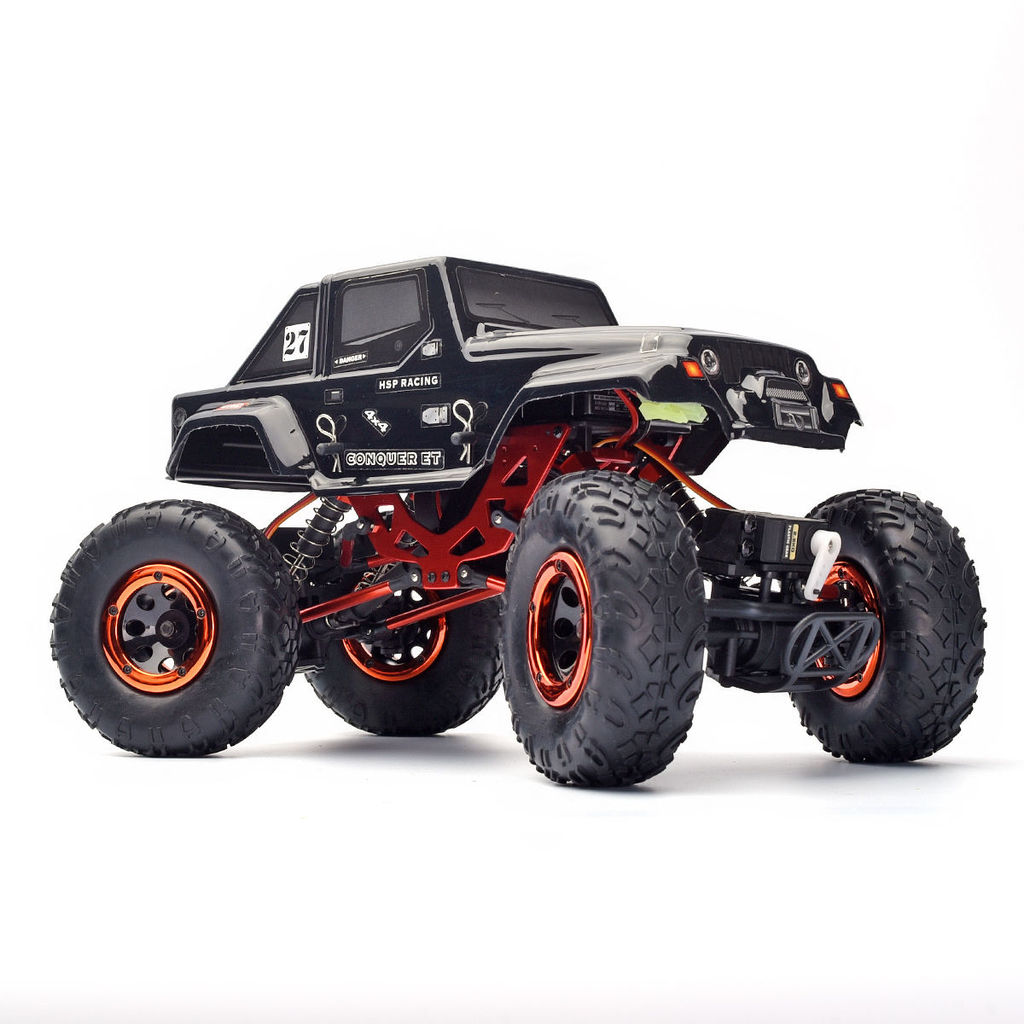 w// Gear 68050 For HSP 94680 1//18 OFF-ROAD CRAWLER TRUCK RC Motor RC260 14T